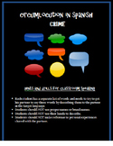 crime circumlocution SPANISH