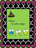 Écriture-Recette d'une potion magique et ses effets (Activ