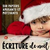 Écritures de Noël // French Writing Starters