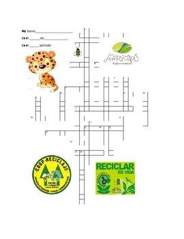 crucigrama/crossword - El Gran Capoquero