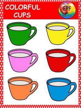 cup clip art (FREE)