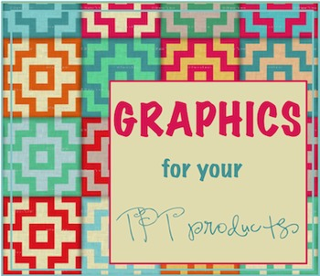 customized, eye-catching thumbnail graphics for your TPT product