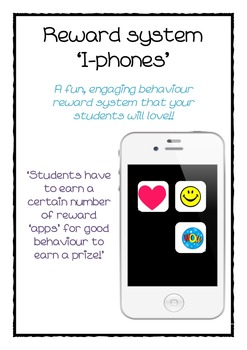 cute iphone teaching resource