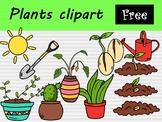 cute plants clip art