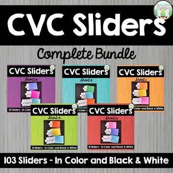 cvc Sliders - Bundle