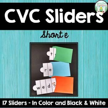 cvc Sliders - Short e