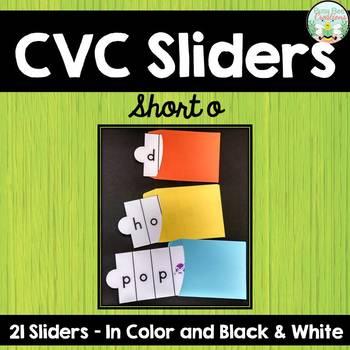 cvc Sliders - short o