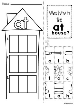 FREE Word Family Worksheets | daycare | Pinterest | Worksheets ...