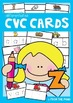 cvc Activities - Differentiated Write n Wipe cvc Word Cards