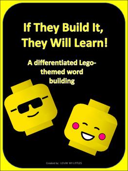 lego cvc ccvc letter practice