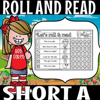 cvc roll and read short a