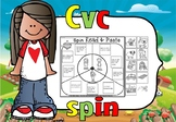 cvc spin and read(50% off)