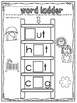 cvc word family ladder 2