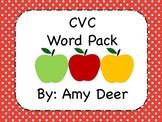 cvc word pack