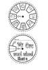 cvc word wheel -short u(free for 48 hours)