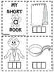 CVC printables (worksheets and mini books to practice cvc words)