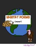 Desert Habitat Poem