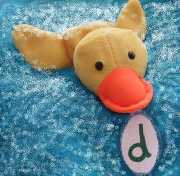 d - duck phonic photo