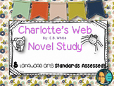 Charlotte's Web Novel Study - CCSS Aligned - Story Elements