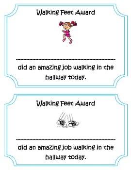 daily awards