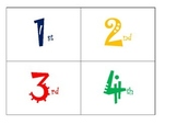 days numbers for classroom display