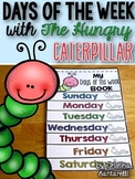 The Very Hungry Caterpillar-days of the week flip book
