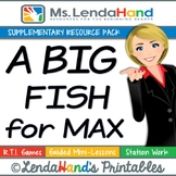 Reading Street, MAX and RUBY: A BIG FISH FOR MAX, Teacher