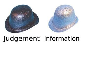 de Bono Thinking Hats Display