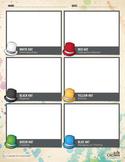 De Bono's 6 Thinking Hats Worksheet - Critical Thinking