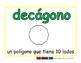 decagon/decagono geom 2-way blue/verde
