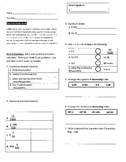 5.NBT.3 study guide  comparing decimals least to greatest