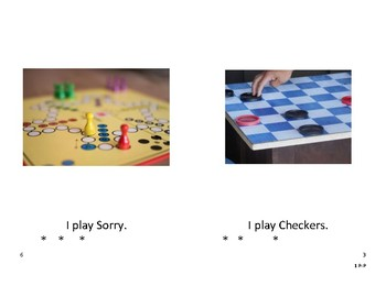 decodable reader based on gameboards