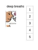 deep breaths visual
