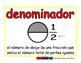 denominator/denominador meas 2-way blue/rojo