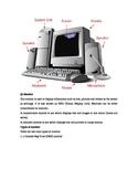 description of different output devices