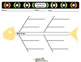 Fishbone Classification Diagram Graphic Organizer
