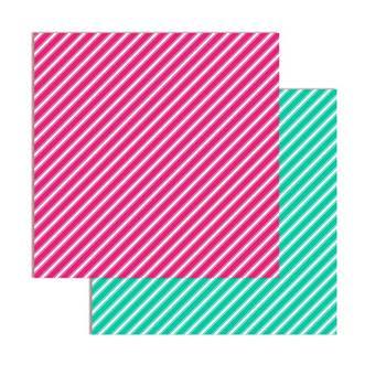 "diagonal candy stripe digital paper  - background pattern .jpg 12""x12"""