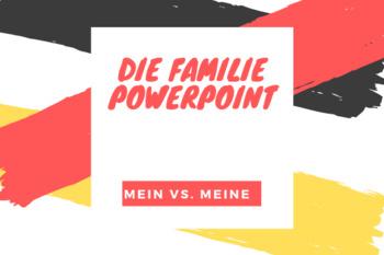 die Familie Powerpoint