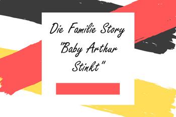 die Familie story - Baby Arthur stinkt!