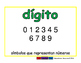 digit/digito prim 2-way blue/verde