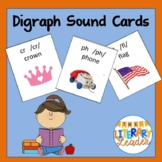digraph flashcard dyslexia SPIRE Intervention cards