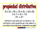 distributive property/propiedad distributiva prim 2-way blue/rojo