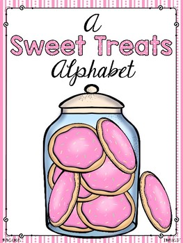 dollar deal: alphabet_full page_sweet treats theme