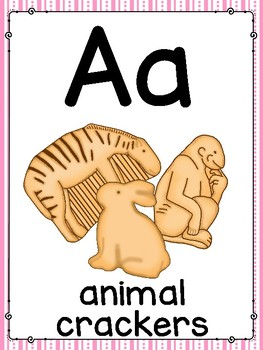 dollar deal: alphabet_full page_sweet treats theme