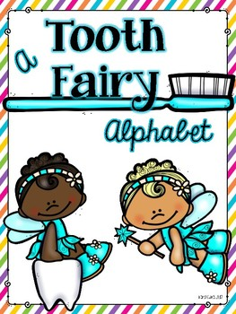 dollar deal: alphabet_tooth fairy theme_full page