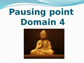 domain 4 pausing point