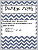 domino math center