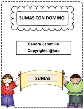 dominoes addition-sumas con domino