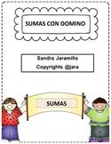 dominoes addition-sumas con domino