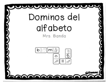 dominos de letras